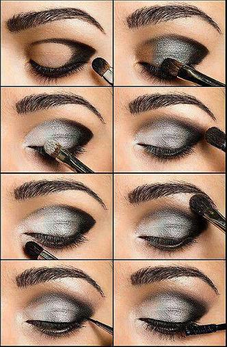 how to make big smokey eyes