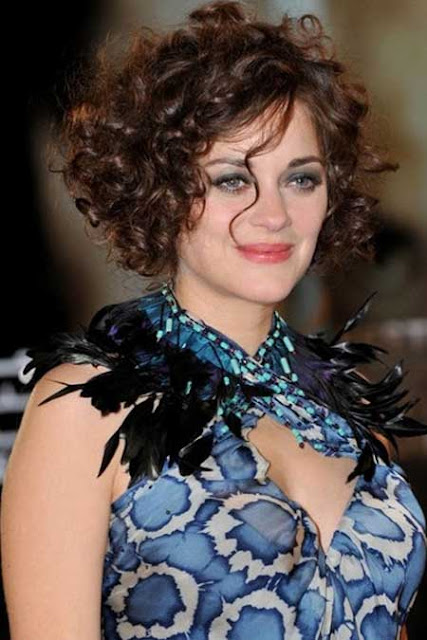 The Best Short Curly Hairstyles 2013