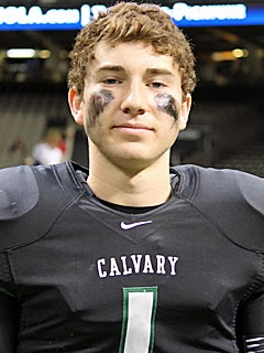 Ole Miss receives 2016 commitment of La. junior QB Shea Patterson.