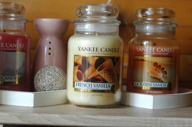 Yankee Candle - French Vanilla