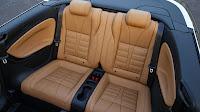 Vauxhall Cascada Convertible interior