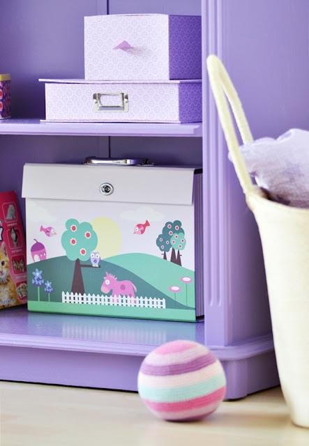 Kronprinsessene: detaljer fra lilla barnerom!
