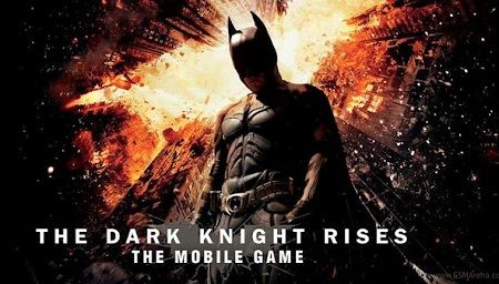 The Dark Knight Rises Game for Android and iOS now in Google Play store