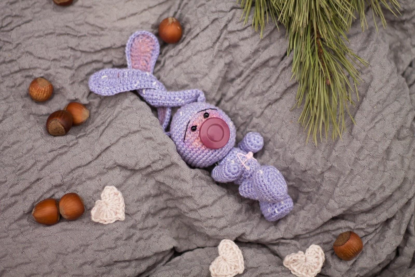 вязанная игрушка, вязанный зайчик, вязанная зайка, зайка крючком, красивые фотографии, зайка фото, игрушка фото