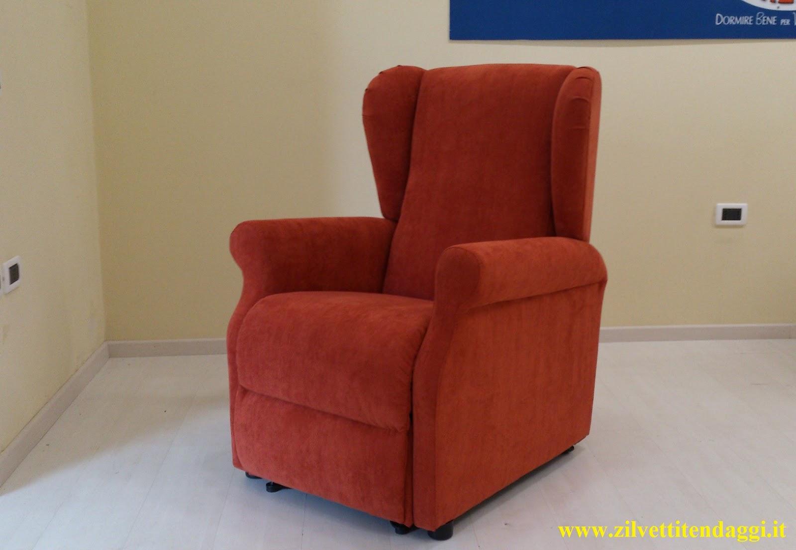 Tende materassi letti poltrone divani zilvetti tendaggi - Ikea poltrone relax elettriche ...