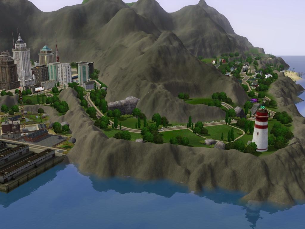 My Sims 3 Blog: Elmira City by My Sim Realtyelmira city