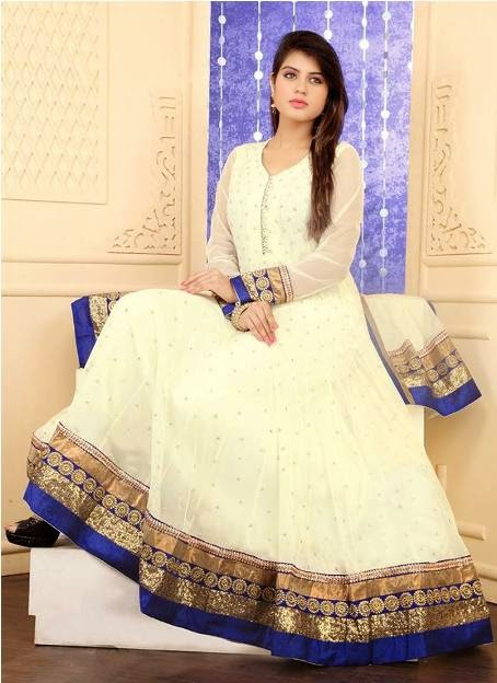 New Exclusive Design Latest Anarkali Frocks For Women