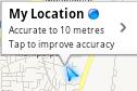 My Location maps
