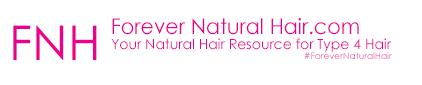 Forever Natural Hair