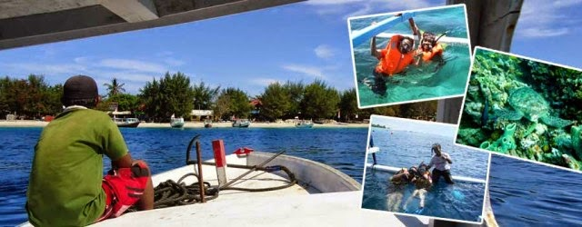 Snorkeling Tour To Gili Islands