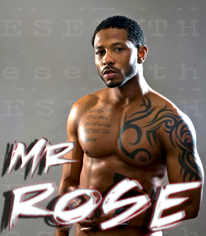 NEW MODEL FEATURE! THE SEXY MR. KEVIN D. ROSE