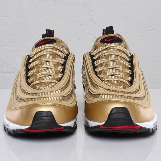 nike air max 1997 gold