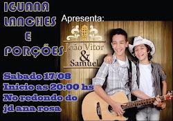 TOP  JOÃO VITOR E SAMUEL