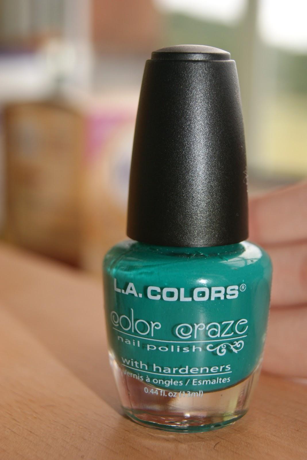 make up nerds: Blue-Green Nail Varnish Swatches!