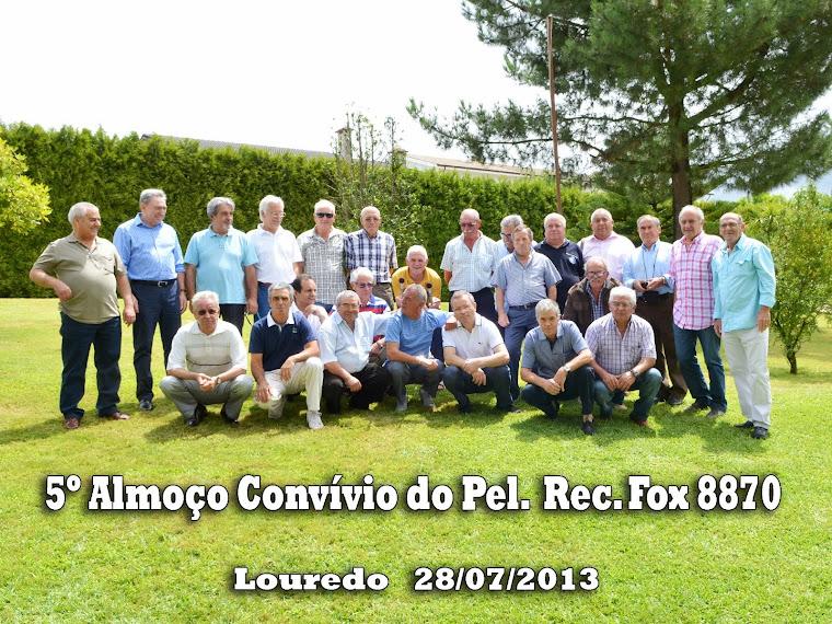 Ex-Pelotão Rec. Fox 8870/72