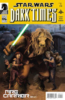Star Wars: Dark Times - Fire Carrier #1 Cover