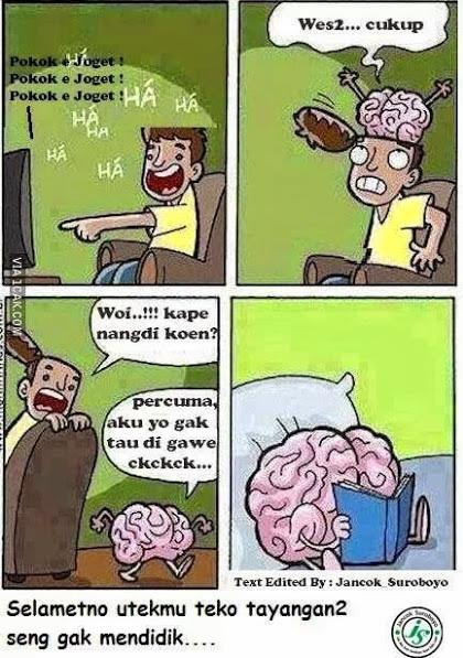 Otaknya Kabur