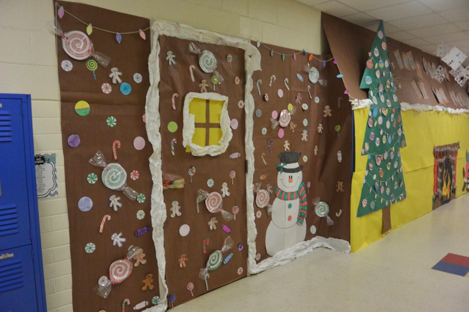 Christmas Bulletin Boards And School Decor