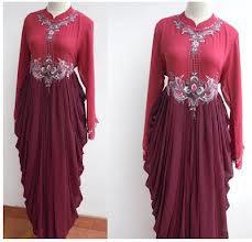 Gambar Model Baju Muslim Gamis Syahrini 2012