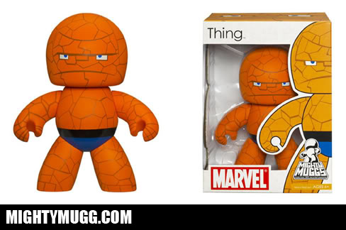 Thing Marvel Mighty Muggs Wave 2 - Mightymugg.com