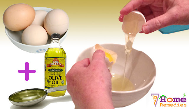 Egg and Olive Oil for Protection and Growth