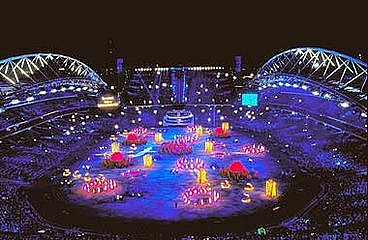 the 2000 summer olympics View and license 2000 summer olympics sydney pictures & news photos from  getty images.