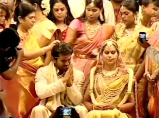 Ram Charan Marriage Photos