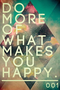 What makes U happy?
