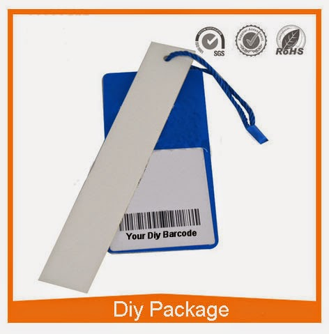 The Laminate Paper Hang Tag for Clothes Supplier