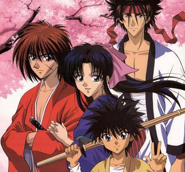 تحميل جميع حلقات انمي Rurouni Kenshin مترجم HD , Gulfup
