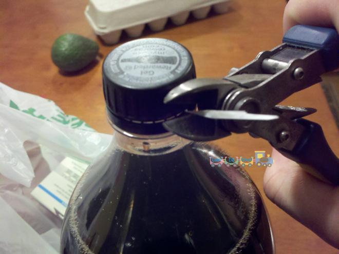 Cách làm bẫy troll từ Coca và Mentos