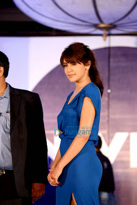 Anushka Sharma at Nivea's 'Flaunt Your Back' campaign