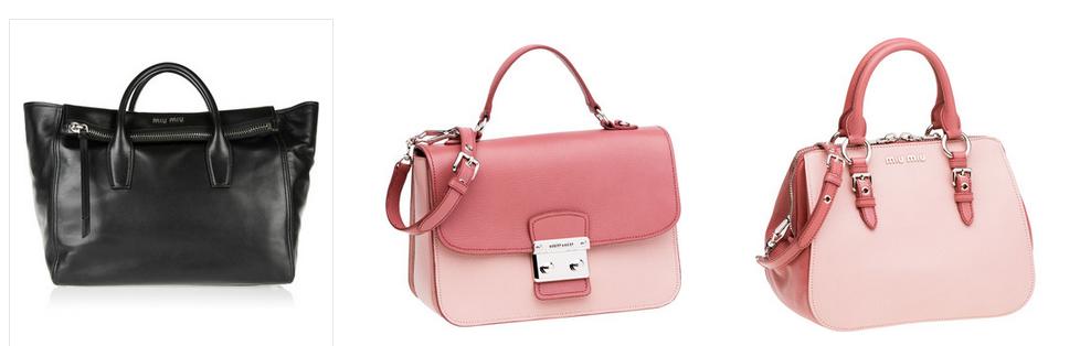 Miu Miu Bags Sale Online, MiuMiu Oulet Store, 60% OFF: Miu Miu ...