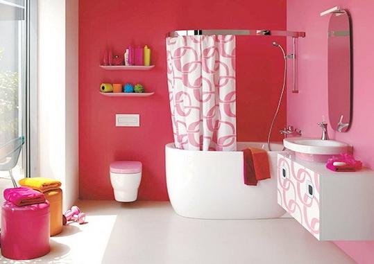 10 meilleurs sch mas de couleur pour salle de bain d cor for Salle de bain fille