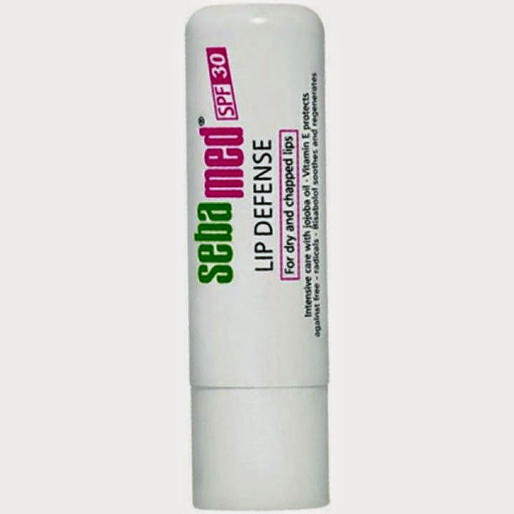 sebamed lip defense spf 30