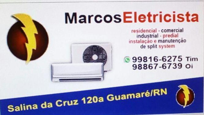 MARCOS ELETRICISTA.