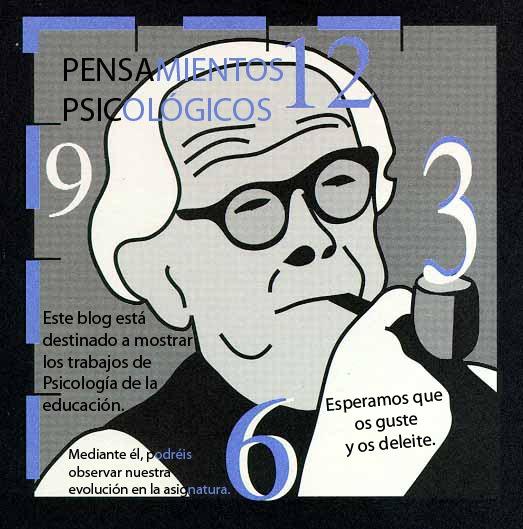 PENSAMIENTOS PSICOLÓGICOS