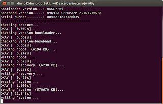 Instalar y desinstalar Ubuntu Phone 1.0 en el Nexus, tutorial primeros pasos ubuntu touch