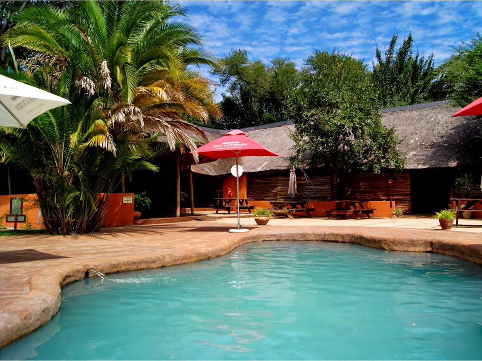 Thebe Safari Lodge, Kasane, Botswana