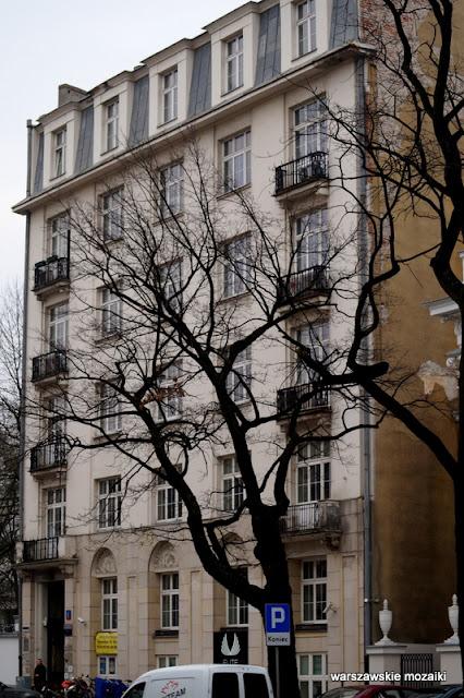 Warszawa Warsaw Śródmieście Wojciech Dowgiałło 1912