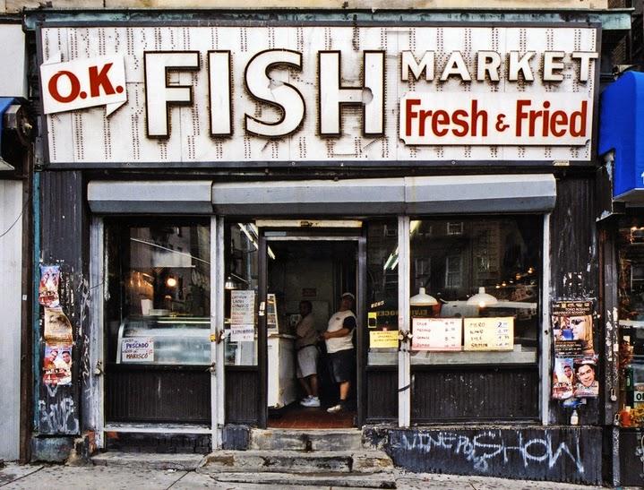 James and karla murray photography o k fish market nyc for Fish market nyc