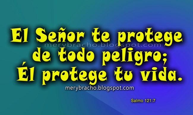 Protege Que Dios Te Cuida Www Imagenesmy Com