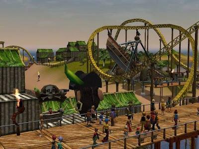 Roller Coaster Tycoon2