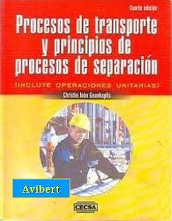 Geankoplis 4 edición