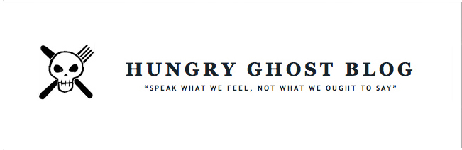 <b>HUNGRY GHOST BLOG</b>