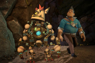 Knack Sony PlayStation 4 Exclusive