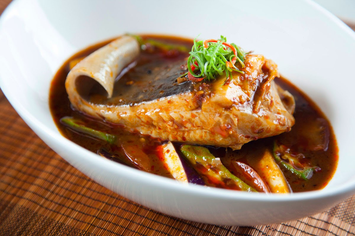 Assam Pedas Ikan Pari