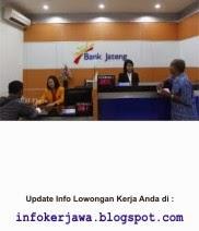 Lowongan Kerja Terbaru Bank Jateng