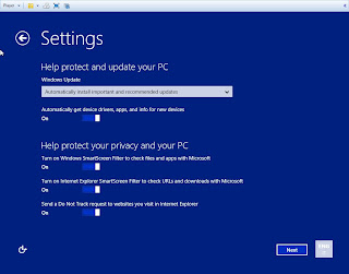 Windows Blue 8.1 - 9374 Leaked initial