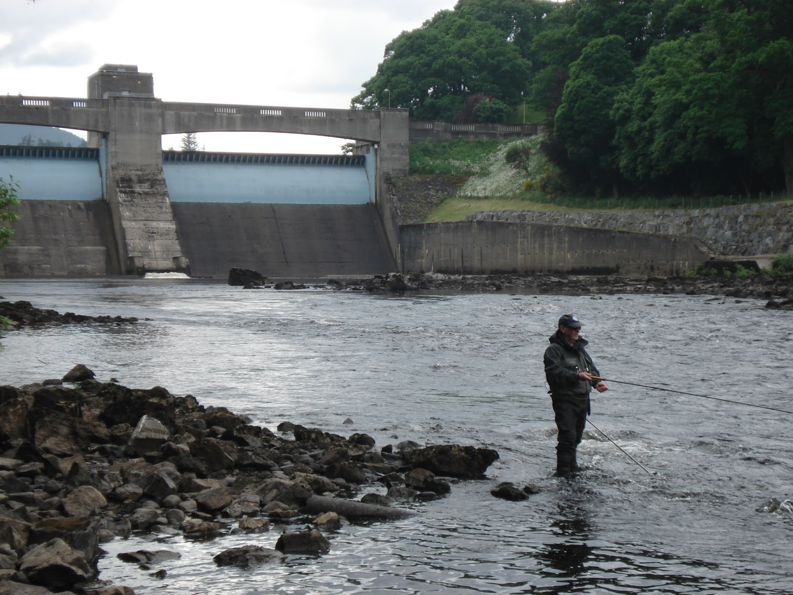 Salmon fishing update for thursday 20 june and friday 21 for Salmon fishing near me